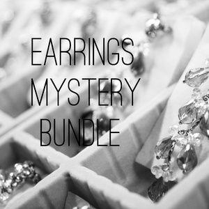 Earrings • 25 Pair Mystery Bundle